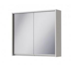Зеркальный шкаф Ювента Savona SvM - 80 Белый