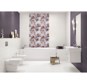 Плитка Opoczno Chinese Asters 30x60 Белый
