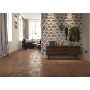 Плитка напольная Cersanit Royalwood 18,5X59,8 brown