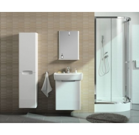 Зеркало Kolo REKORD 44,3x60,5 см, белый глянец