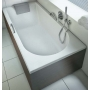 Ванна акриловая KOLO Mirra XWP3340001 140 с подголовником + ножки SN0