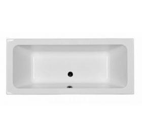MODO прямоугольная ванна, 180*80 см, центральный слив, с ножками, XWP1181000
