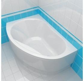 Ванна акриловая KOLO PROMISE XWA3271000 170 левосторонняя + ножки SN8