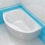 Ванна акриловая KOLO Promise 150х100 левосторонняя + ножки SN7