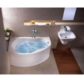 Ванна акриловая KOLO PROMISE XWA3270000 170 правосторонняя + ножки SN8