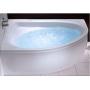 Ванна акриловая KOLO SPRING XWA3061000 160, левосторонняя + ножки SN7