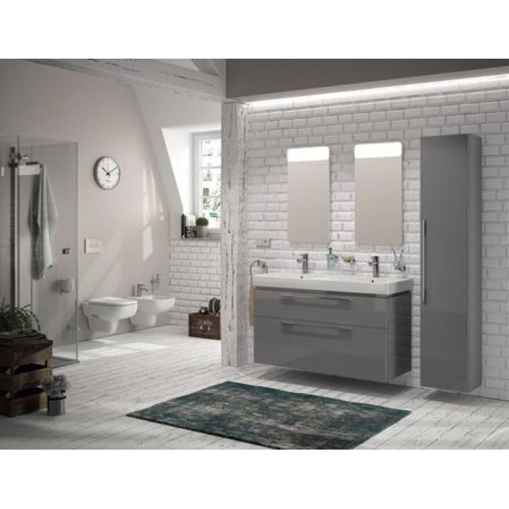 Пенал Kolo TRAFFIC 180 см, серый 88420
