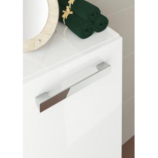 Подвесной шкафчик MELAR белый