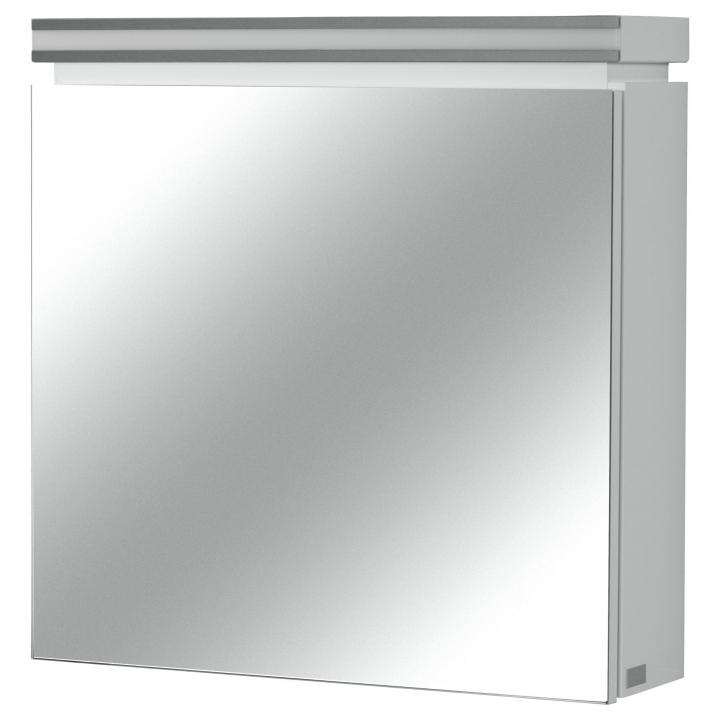 Зеркальный шкафчик OLIVIA белый