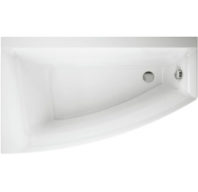 Ванна Cersanit VIRGO MAX 150 x 90 асимметричная Левая S301-131