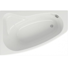 Ванна Cersanit SICILIA 140 x 100 асимметричная, Левая S301-093