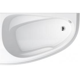Ванна Cersanit JOANNA  NEW 140 X 90 асимметричная правая S301-165