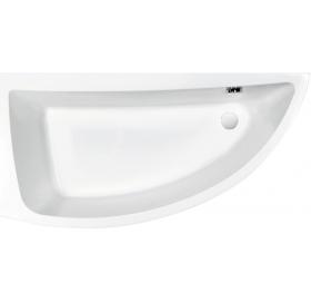 Ванна Cersanit NANO 150 X 75 асимметричная Левая S301-064