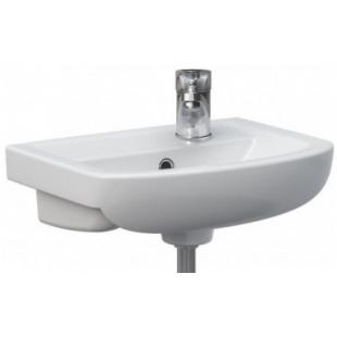 Раковина мебельная Cersanit ARTECO 40 см с отверстием, правая K667-005