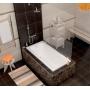 Ванна Cersanit LORENA 160 x 70 прямоугольная S301-075