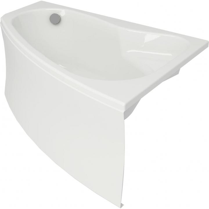 Ванна Cersanit SICILIA 160 x 100 асимметричная, правая S301-037