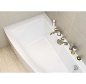 Ванна Cersanit VIRGO MAX 160 x 90 S301-133 асимметричная Левая