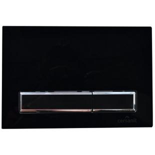 Кнопка сливная Cersanit HI-TEC BLICK черная