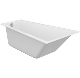 Ванна Cersanit CREA 160X100 (S301-230) Правая