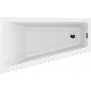 Ванна Cersanit CREA 160X100 (S301-232) Левая