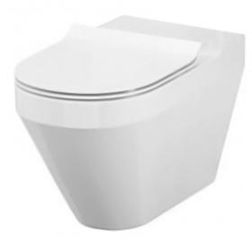 Чаша унитаза Cersanit CREA CLEAN ON (K114-023) + сиденье SLIM Soft Close
