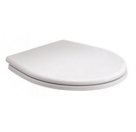 Сиденье для унитаза Kolo REKORD полипропилен, пластмассовые петли