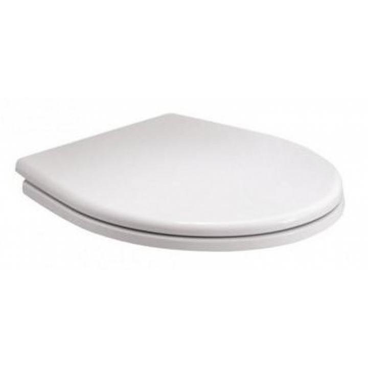 Сиденье для унитаза Kolo REKORD Duroplast, soft-close, пластмассовые петли