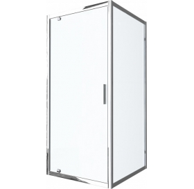 Душевая кабина AM.PM Like Square 100x100 без поддона W80G-303-100MT