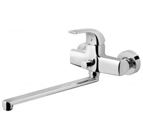 Смеситель для ванны и душа AM.PM Sense F7590000