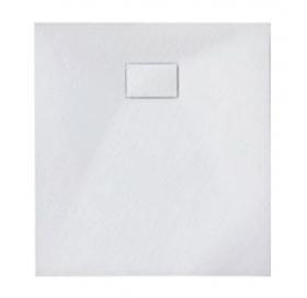 Душевой поддон Asignatura Tinto 90х90 белый матовый 49837004