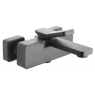 Смеситель для ванны Asignatura Unique 85502802 черный матовый