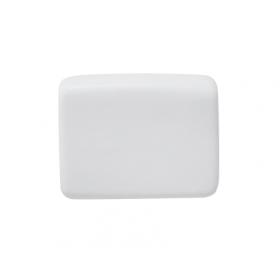 Подголовник CLASSIC белый для ванны BESCO PMD PIRAMIDA Majka Nova, CPPmj