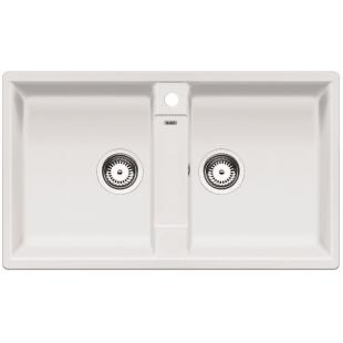 Кухонная мойка Blanco ZIA 9 SILGRANIT® PuraDur® белый, 516678