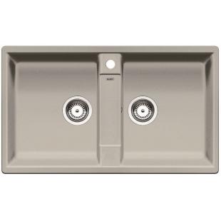 Кухонная мойка Blanco ZIA 9 SILGRANIT® PuraDur® жемчужный, 520640