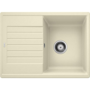 Кухонная мойка Blanco ZIA 45 S Compact SILGRANIT® PuraDur® жасмин, 524726