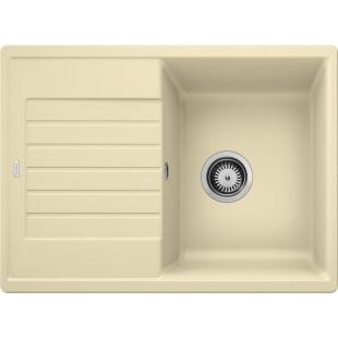 Кухонная мойка Blanco ZIA 45 S Compact SILGRANIT® PuraDur® шампань, 524727