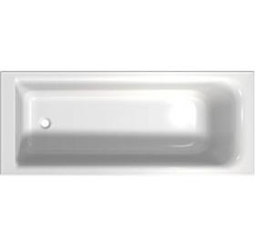Ванна Colombo FORTUNA 160 X 70 прямоугольная с ножками SN0