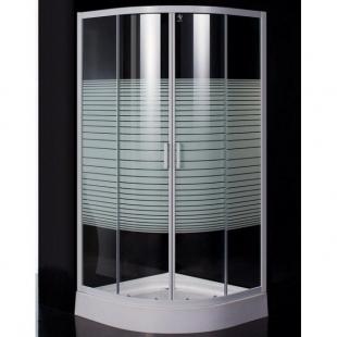 Душевая кабина Eger TISZA(AMUR) 90*90*200, мелкий поддон стекло Frizek, 599-021-A