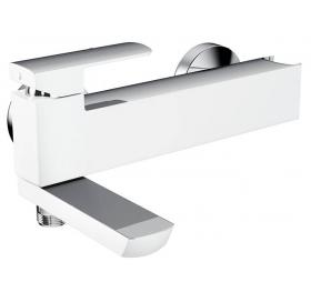Смеситель для ванны Excellent Pride белый AREX.4005WH