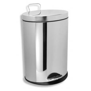 Ведро для мусора FERRO METALIA HOTEL (6160.0) 5 л
