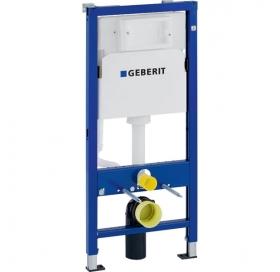 Комплект: Инсталляция Geberit DuofixBasic 2в1 (458.103.00.1) + Унитаз подвесной Rostriks Dos Corta п