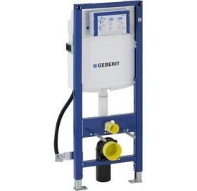 Инсталляционная система Geberit DUOFIX для подвесного унитаза, H112, ширина 42,5 см cо встроенным ба