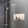 Душевая система с термостатом Grohe Euphoria System 260, 27296002