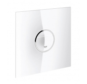 Кнопка смыва для инсталляции Grohe ONDUS® Digitecture Light 38915LS0, белая луна..