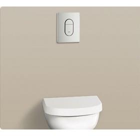 Кнопка смыва для инсталляции Grohe ARENA Cosmopolitan 38844000, хром