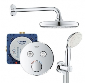 Душевой набор GROHE Grohtherm SmartControl, 34614SC0