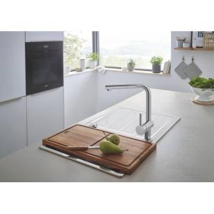 Кухонная мойка GroheEXSink K500 + смесительMinta (31573SD0)