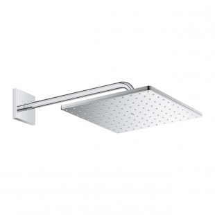 Верхний душ с душевым кронштейном GROHE Rainshower Cosmopolitan 310, 26563000