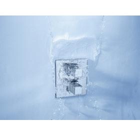 Смеситель-термостат для ванны Grohe GROHTHERM Cube, хром