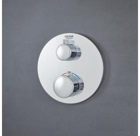 Термостат для душа с переключателем на 2 положения верхний/ручной душ Grohe Grohtherm 24076000